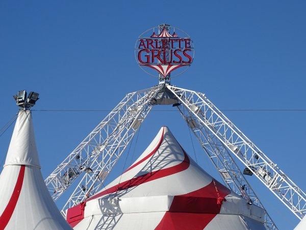 Avant le reportage sur le cirque Arlette Gruss à Lille