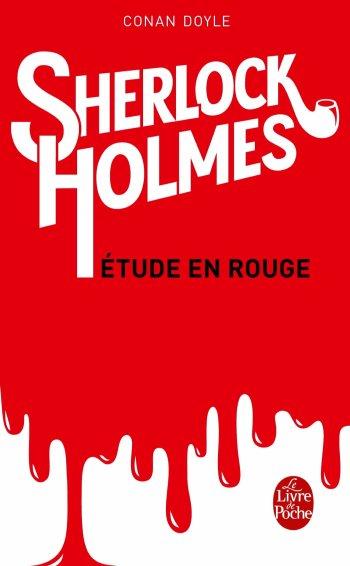 Sherlock Holmes : Un étude en rouge