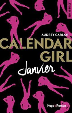 Calendar girl : Janvier