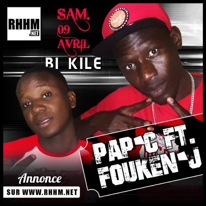 PAP-C feat Fouken j__kilé ka fari (2016)