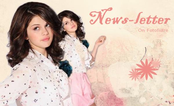 ■ ■ ■   News-Letter   ■ ■ ■