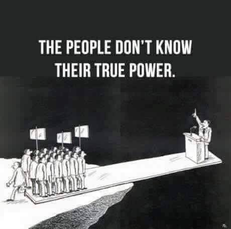 Where is the real power?