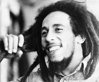 Omage à Bob Marley, un grand artiste.     <3