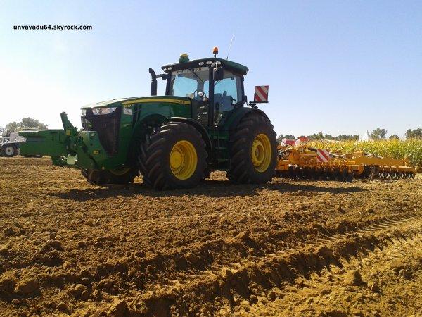 Innov agri , John Deere 9560RT, 8360R , 7230R