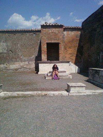 Italie (pompéi : jeudi 12 mai 2011  ) - 2