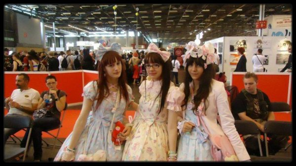 ~Paris 2012: Japan expo 1~