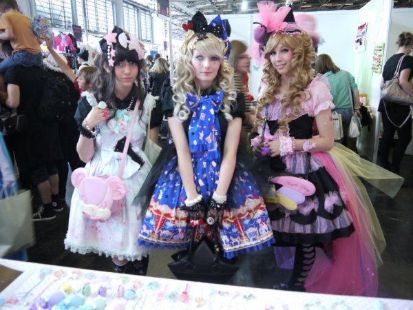 ~ Japan expo 2012: Samedi Partie 2~
