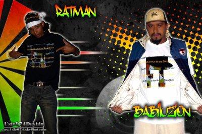 Ratman & Babiluzion Alon méte emsemble (2014)