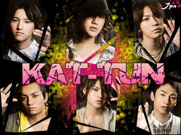 Fanfictions sur KAT-TUN et autres