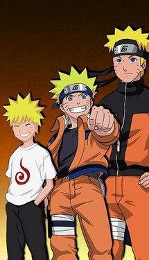 présentation: Naruto