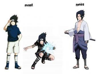 présentation: Sasuke