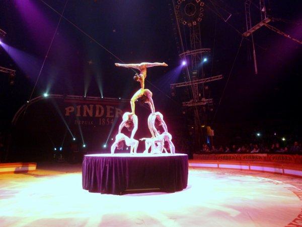 Pinder Paris le 26-2012
