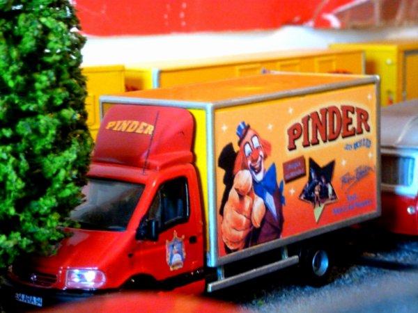Master Jean Pierre Cirque Pinder