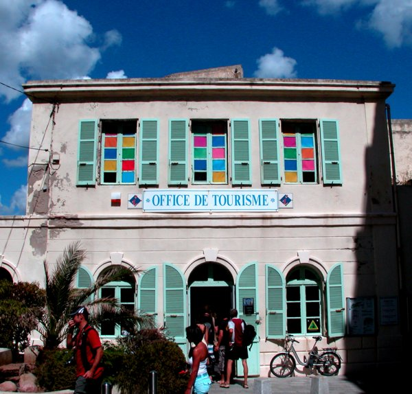 L'Office de Tourisme a pris des couleurs