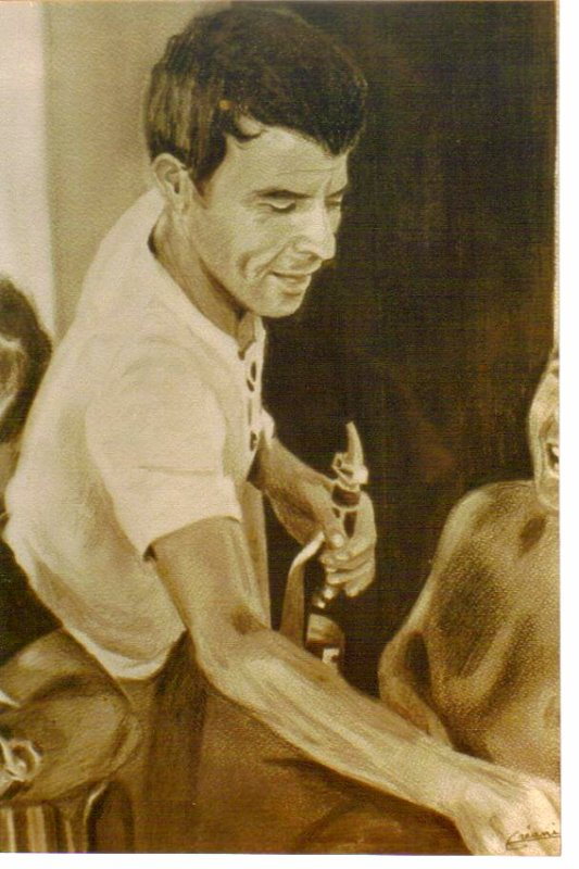 NOS PEINTRES : PAUL-FRANCOIS GREANI