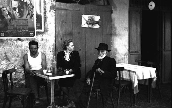 SUR LA MARINE (ANNEES 1950)