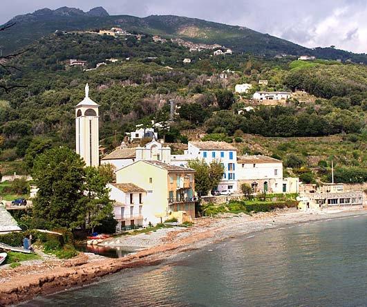 Lavasina: Tout est parti de Soeur Marie-Angèle de Bonifacio