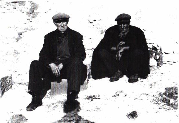 PERSONNAGES BONIFACIENS (FIN ANNEES 1960)
