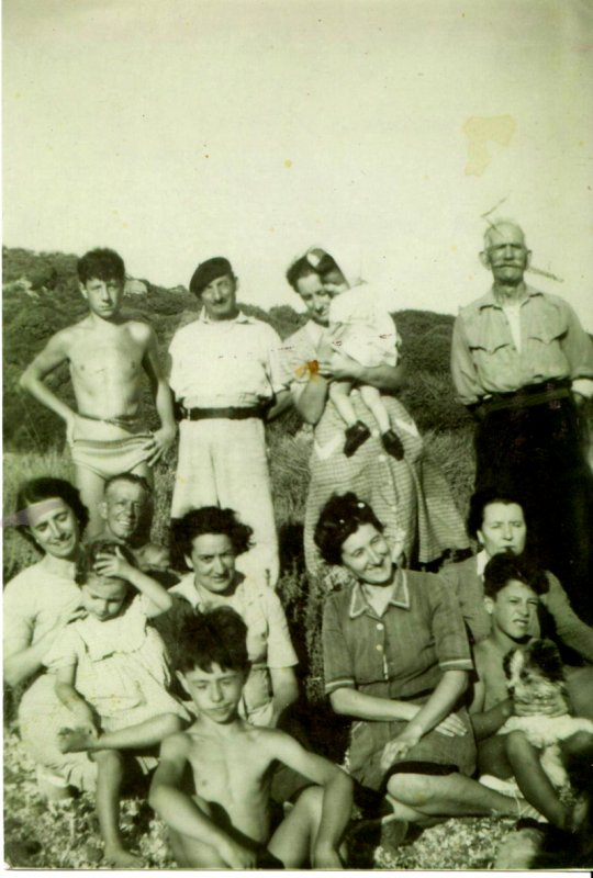 Groupe de Bonifaciens (1951)