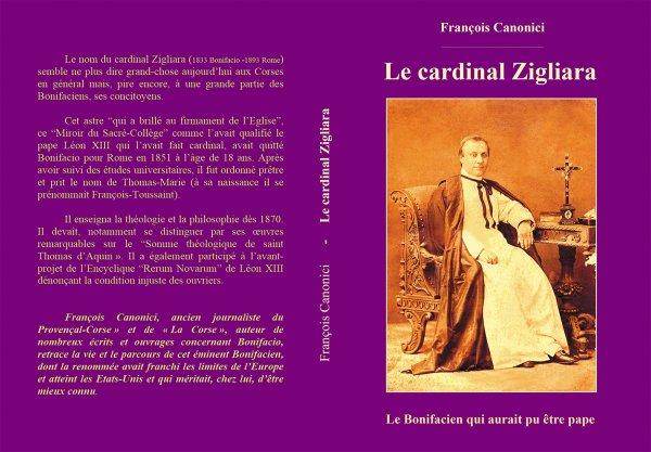 """ Le Cardinal ZIGLIARA"": en librairie"