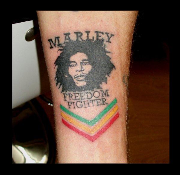 Bob Marley ....