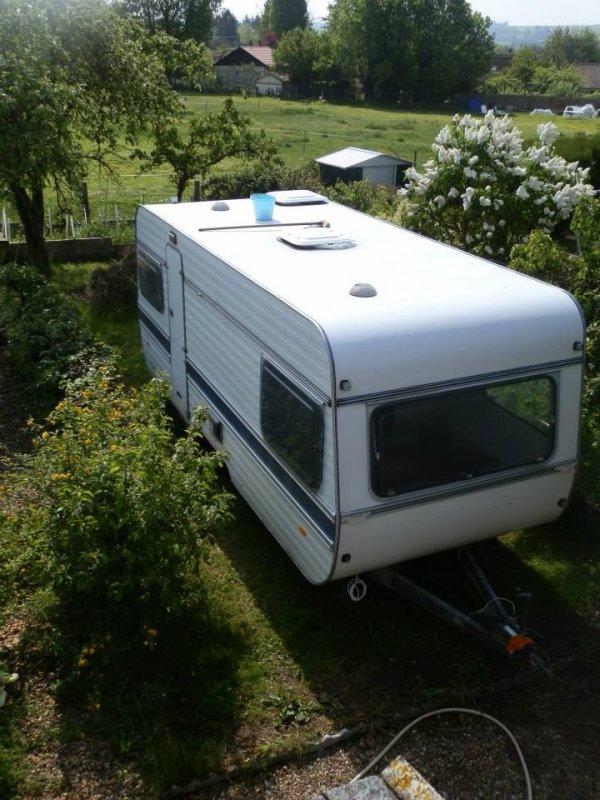Caravane adria evasion 6 mètre 80