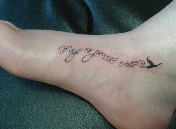 Articles De Art N B Line Tagges Tatouage Pied Blog De Art N B