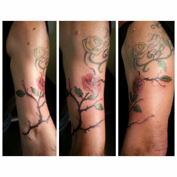 extension tattoo