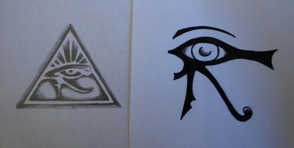 Oeil D Horus A Tatouer Blog De Art N B Line Salon Tatouage Et