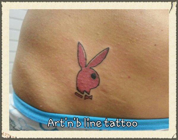 tattoo playboy