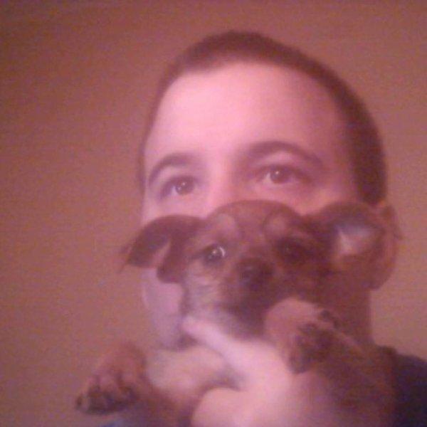 mon chiens et moi