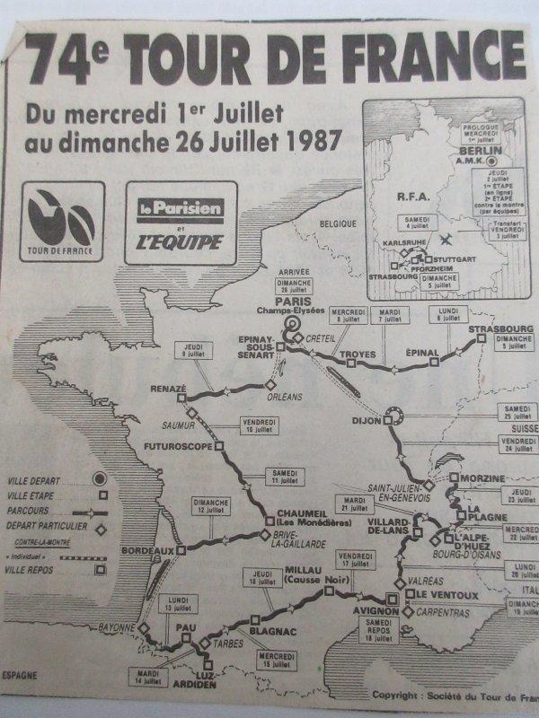 RETRO TOUR (41) 1987