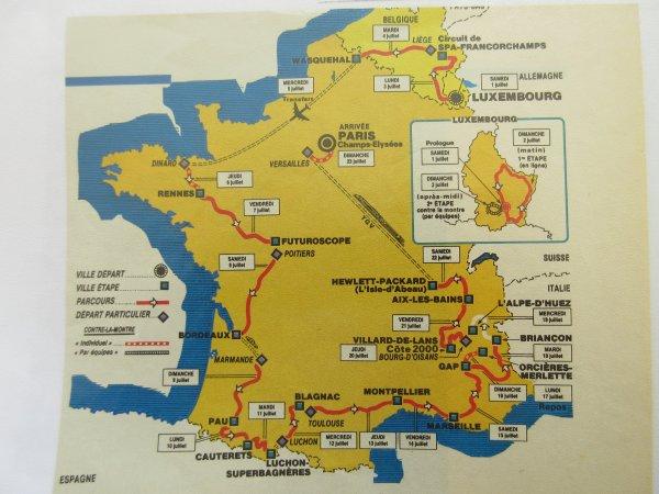 RETRO TOUR (42 B) 1988