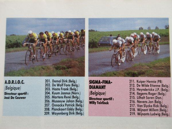 RETRO TOUR (42-C) 1988