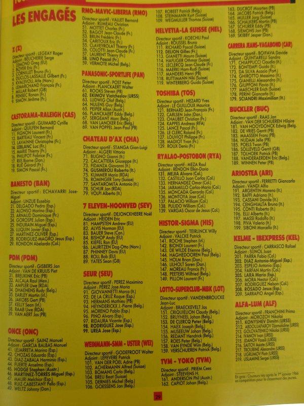 RETRO TOUR (44) 1990