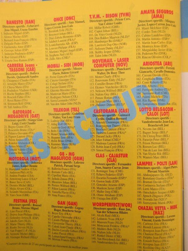 RETRO TOUR (47) 1993