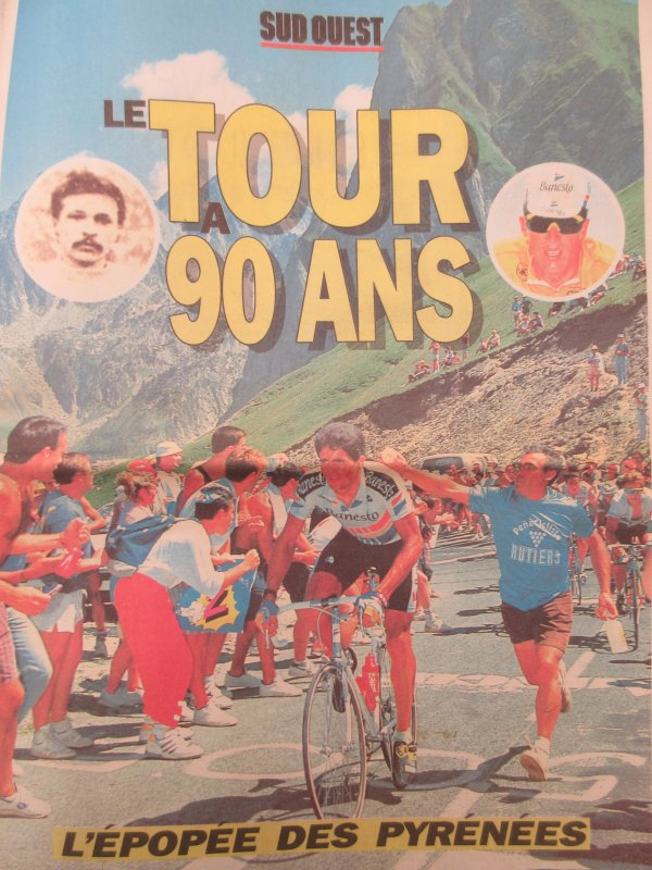 RETRO TOUR (47 B) 1993
