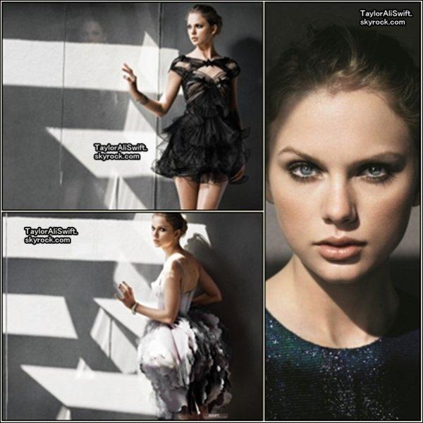 . * 04.03. 2011 :    Taylor à fais un photoshoot fait par Marie Claire.    . ELLE EST TOUT SIMPLEMENT MAGNIFIQUE :D !   . .