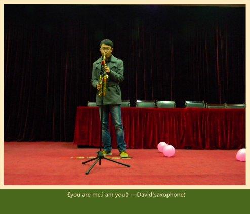 Fête de Noël de l'Alliance Française de Chengdu