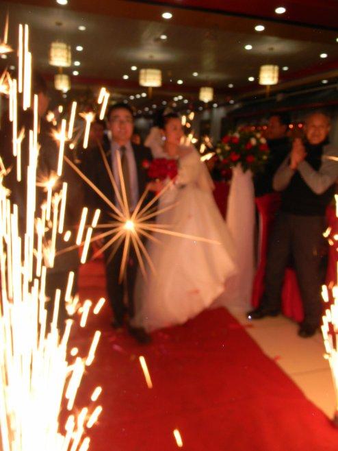 Une cérémonie de mariage