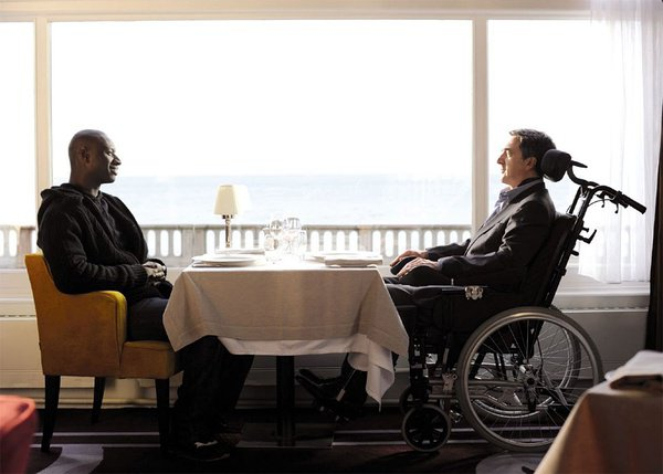 Intouchables:l'amitié touchante