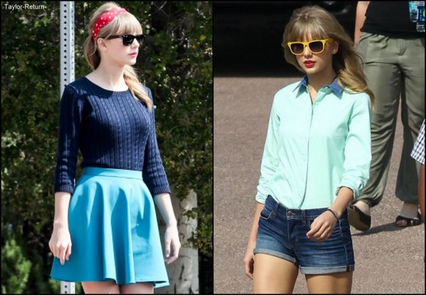 Le 16 Mars 2013, Taylor Swift était sur le plateau d'un shooting photos à Los Angeles en Californie.