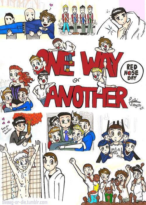 ♫ One Way Or Another ♫