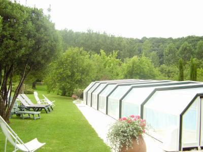 Piscine aujourd 39 hui couverte maison belle de friat for Piscine ouverte aujourd hui