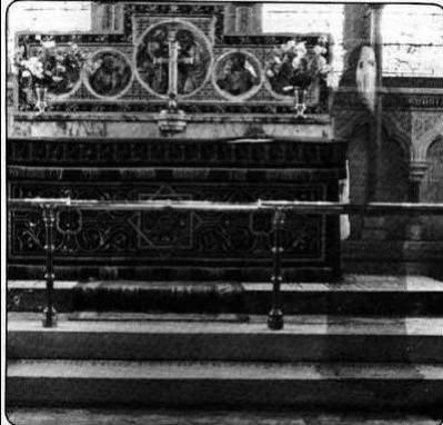 le presbytère de Cideville en Normandie