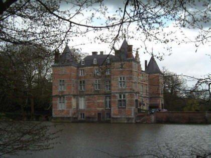 La Château d'Anvaing