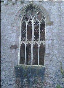 Le fantome de Gwrych Castle