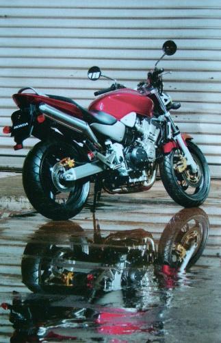 """Honda CB 900 Hornet 2006 """"Réservoir d'adrénaline"""""""