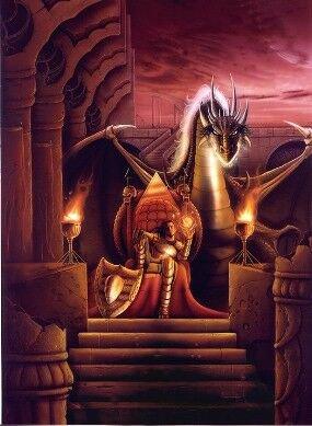 Les dragons d'airain.