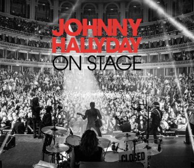 Johnny Hallyday Album On Stage
